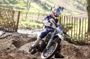 Alfredo Gomez Podiums at Tough One Hard Enduro