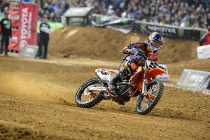 Podium 3rd for Dungey at Phoenix SX; 250 win for Anderson on KTM