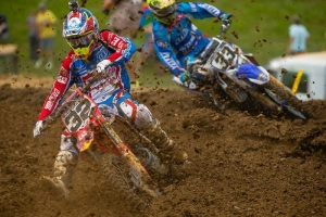 Troy Lee Designs / Lucas Oil / Honda at Muddy Creek