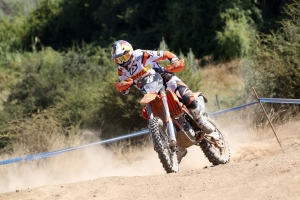 KTM ENDURO FACTORY TEAM LAUNCH BID FOR 2013 TITLES IN GPs OF CHILE