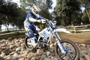 THE BEL-RAY HUSQVARNA FACTORY RACING TEAM ARE READY FOR THE START OF THE 2014 FIM ENDURO WORLD CHAMPIONSHIP