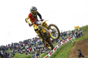 ANSTIE FLIES TO 4TH AT BULGARIAN MX2