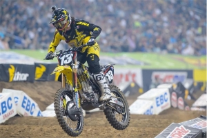 WHARTON WINS AT HOUSTON SUPERCROSS