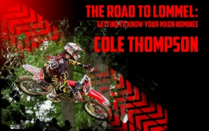 Team Canada MX Nominee Cole Thompson