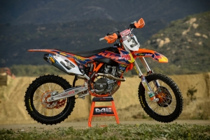 Dalton Timmins Insurance signs 3-year deal with KTM Canada's Factory MX Team