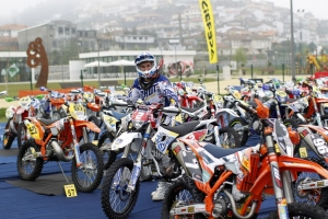 BEL-RAY HUSQVARNA'S PELA RENET TAKES ENDURO 2 RUNNER-UP AT GP OF PORTUGAL