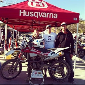 Graffunder, Lanza and Eastman collect second at Glen Helen 6 Hour