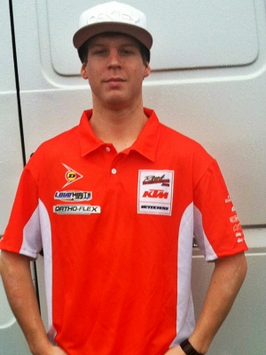 DYLAN KAELIN MOVES TO ORANGE: Apex Cycle and KTM Canada to support young racer in 2013