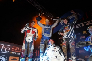 GRAHAM JARVIS SECURES 2013 HELL'S GATE WIN, ALFREDO GOMEZ PLACES FOURTH