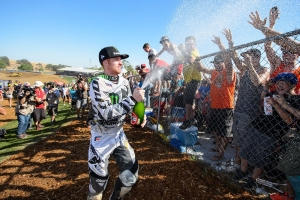 Monster Energy's Ryan Villopoto Starts Motocross Season in Dominating Fashion