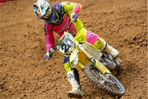 RCH RACING SUZUKI IN HOUSTON SX TOP-10