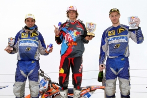 JONNY WALKER WINS RED BULL SEA TO SKY HARD ENDURO