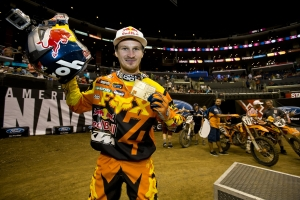 GOLD FOR BLAZUSIAK AT X-GAMES LA; 4 MEDALS FOR KTM