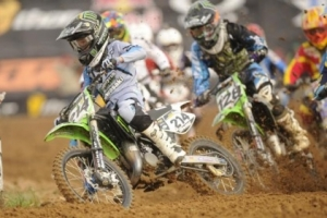 Monster Energy Kawasaki Team Green Ready for Loretta's