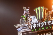 Monster Energy&#039;s Villipoto and Bowers Race to the Top of the Podium in Las Vegas