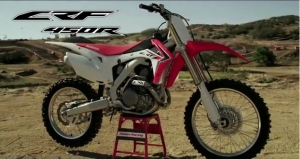 Introducing the all-new 2013 CRF 450R