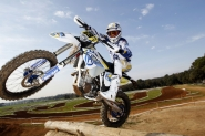 HUSQVARNA MOTORCYCLES' OFFICIAL 2014 ENDURO TEAM