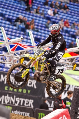 HILL BACK ON FORM AT MINNEAPOLIS SX