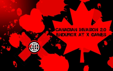 5 Canadians Invited to Enduro X @ X Games Sunday