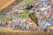 Desalle and Strijbos Strong at Muddy Creek