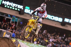 RCH Soaring Eagle Takes Flight At A3 Supercross