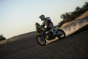 Coma consolidates overall lead at Dakar halfway mark