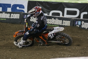 JDR to end Program After Supercross