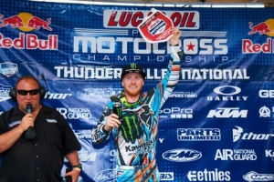 Monster Energy Kawasaki's Ryan Villopoto Races to a Perfect Score in Colorado