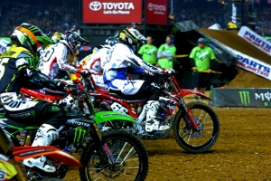 Jake Canada Phoenix Supercross Report 51FIFTY Rider has Highs and Lows in AZ