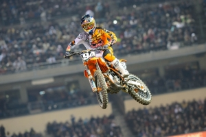 Two podiums for Red Bull KTM at SX opener in Anaheim
