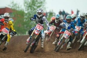Racing at the Glade - Third Stop on the Atlantic Motocross Spring Series