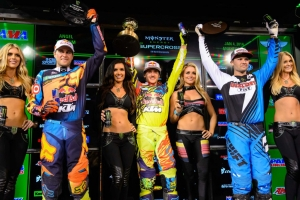 Roczen takes win for KTM in debut 450 Ride