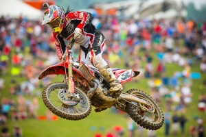 Highs and Lows for Troy Lee Designs at High Point Raceway