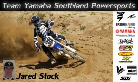 #38 - Jared Stock Team Yamaha Southland Powersports update