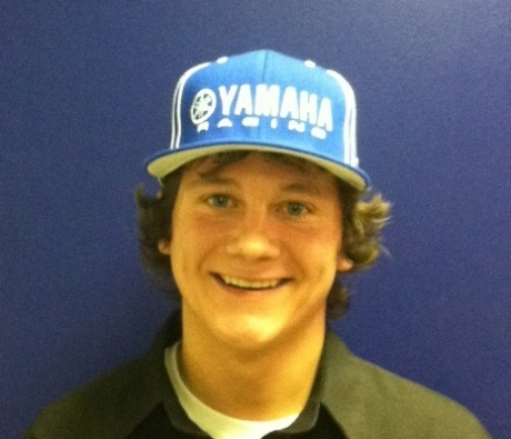 Knowles Hits the Yamaha Checkpoint for 2012!