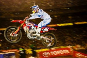 Troy Lee Designs Top Ten in San Diego Chiller