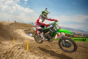 Monster Energy Kawasaki's Ryan Villopoto Claims the 2013 AMA Pro Motocross Championship