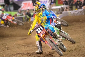 Troy Lee Designs / Lucas Oil / Honda Leads Points After A3