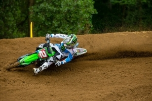Monster Energy Kawasaki Scores Top 10 Results in Minnesota