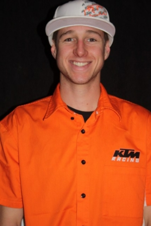KTM Canada expands Off-Road Team: 2012 E1 Enduro Champion Philippe Chaine riding Orange!