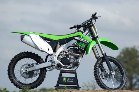 2012 KX450
