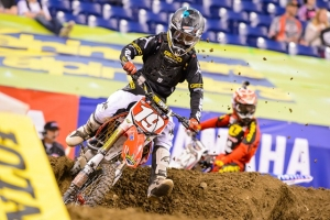 Points leader Hahn bringing lead dog swagger to Toronto Supercross race