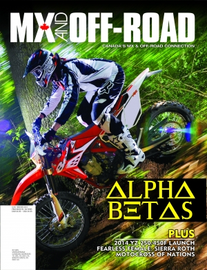 MX And Off-Road Volume 12 Issue 4