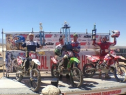 ARGUBRIGHT 2ND AT US NATIONAL HARE AND HOUND; DELONG FINISHES 4TH AT BIG BUCK GNCC.