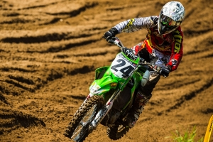 Kawasaki Congratulates Brett Metcalfe on his 2013 Canadian Monster Energy MX Nationals Championship