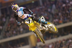 STEWART LOOKS FORWARD TO ATLANTA SX
