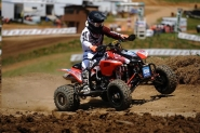 Hetrick Sweeps AMSOIL Spring ATVMX National at Muddy Creek Raceway