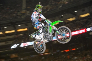 Monster Energy's Ryan Villopoto Races Back to Podium Finish