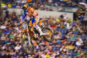 Top ten for Musquin at Indianapolis; crash costs Roczen Lites lead
