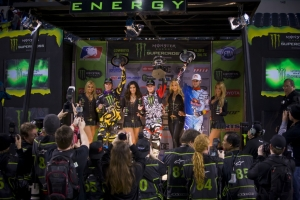 KTM Takes More Podiums in Texas
